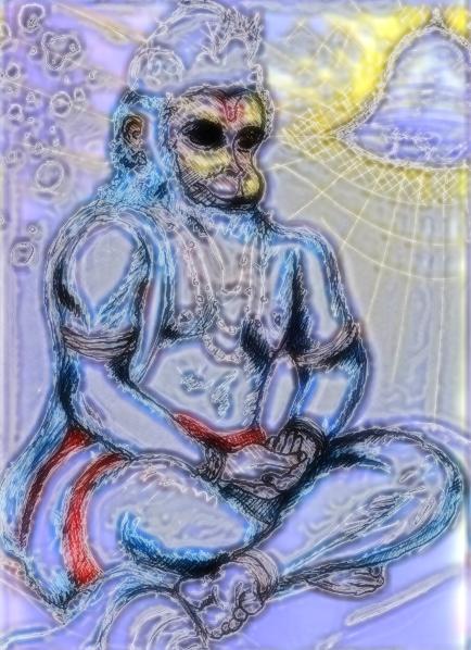 Hanuman - India 2