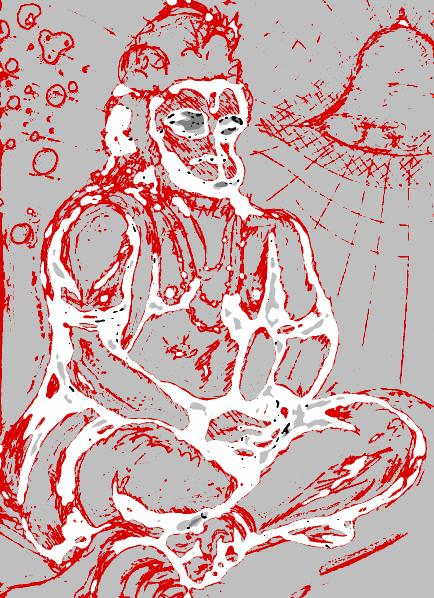 Hanuman - whitener