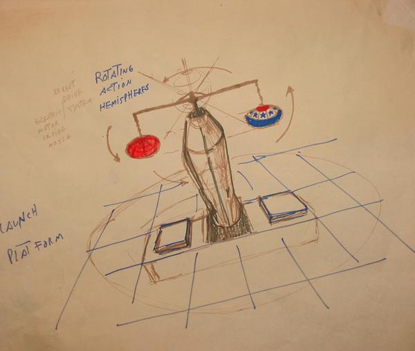 Projet Atlas concept proposal 1