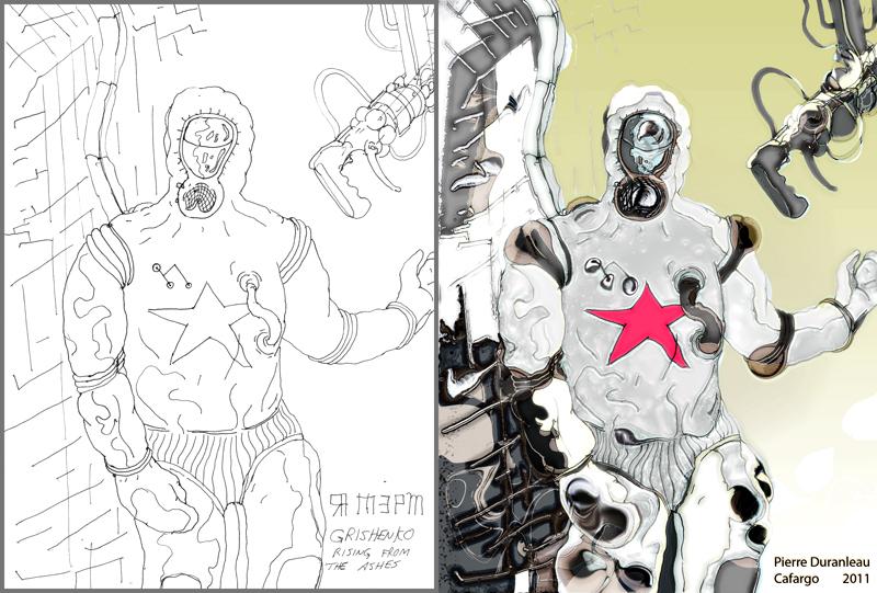 Grishenko (before & after)