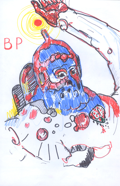 BP man