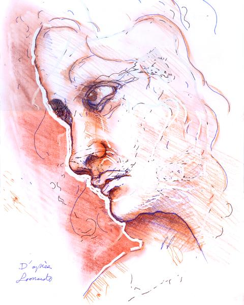 Study From Leonardo