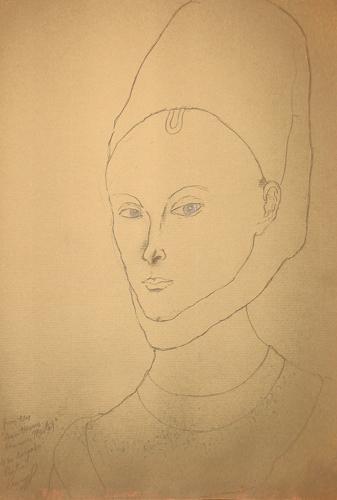 Study of The Avignon Pieta
